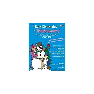 Teaching and Learning Company Daily Discoveries For January Other Workbook, Kindergarten - Grade 5 [Enhanced eBook]