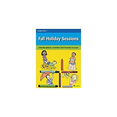 Teaching and Learning Company Fall Holiday Sessions Cross-Curricular Workbook, Kindergarten - Grade 1 [eBook]