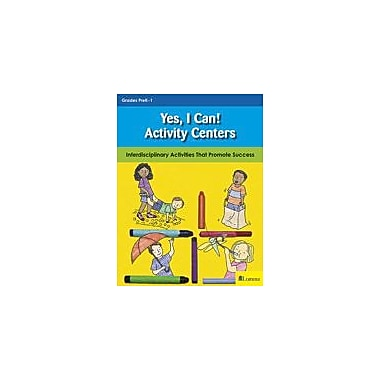 Teaching and Learning Company Yes, I Can! Activity Centers Art & Music Workbook, Kindergarten - Grade 1 [eBook]