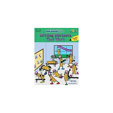 Teaching and Learning Company Writing Workouts That Work Language Arts Workbook, Grade 2 - Grade 6 [eBook]