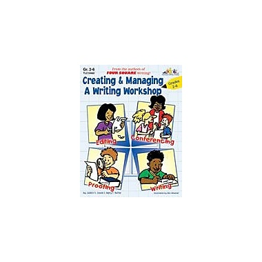 Teaching and Learning Company Creating & Managing A Writing Workshop Language Arts Workbook, Grade 2 - Grade 6 [Enhanced eBook]