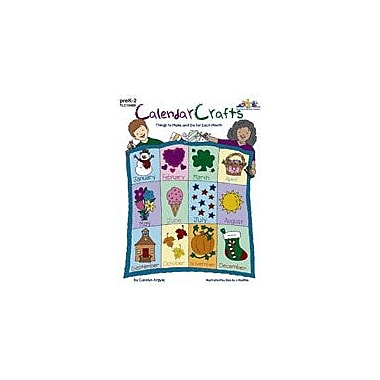 Teaching and Learning Company Calendar Crafts Art & Music Workbook, Preschool - Grade 2 [Enhanced eBook]