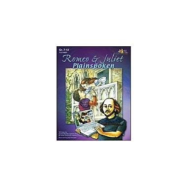 Teaching and Learning Company Romeo & Juliet Language Arts Workbook, Grade 7 - Grade 12 [eBook]