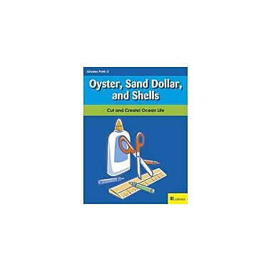 Teaching and Learning Company Oyster, Sand Dollar, and Shells Art & Music Workbook, Kindergarten - Grade 2 [eBook]