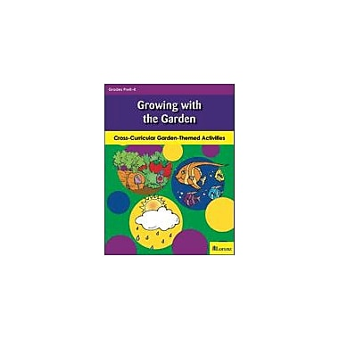 Teaching and Learning Company Growing With the Garden Science Workbook, Kindergarten [eBook]