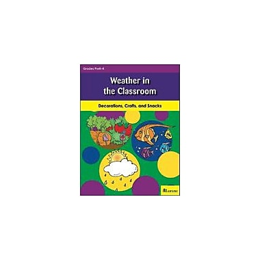 Teaching and Learning Company Weather In the Classroom Science Workbook, Kindergarten [eBook]