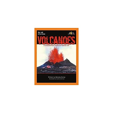 Teaching and Learning Company Volcanoes Science Workbook, Grade 4 - Grade 8 [eBook]