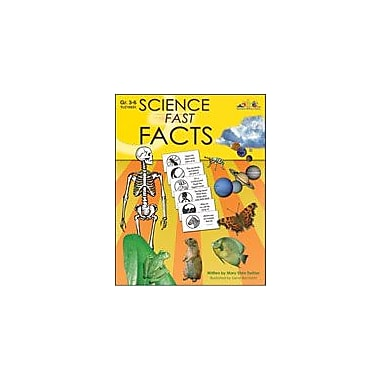 Teaching and Learning Company Science Fast Facts Science Workbook, Grade 3 - Grade 6 [Enhanced eBook]