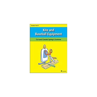 Teaching and Learning Company Kite and Baseball Equipment Art & Music Workbook, Kindergarten - Grade 2 [eBook]