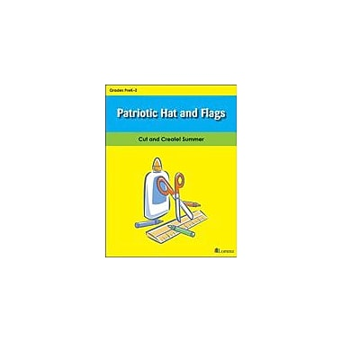 Teaching and Learning Company Patriotic Hat and Flags Art & Music Workbook, Kindergarten - Grade 2 [eBook]