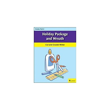 Teaching and Learning Company Holiday Package and Wreath Art & Music Workbook, Kindergarten - Grade 2 [eBook]