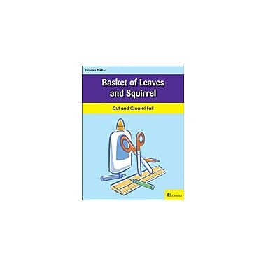 Teaching and Learning Company Basket of Leaves and Squirrel Art & Music Workbook, Kindergarten - Grade 2 [eBook]