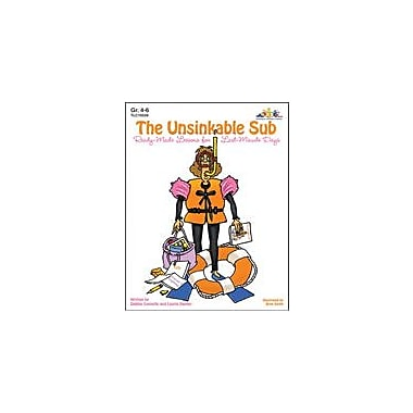 Teaching and Learning Company The Unsinkable Sub Teacher Planning Workbook, Grade 4 - Grade 6 [Enhanced eBook]