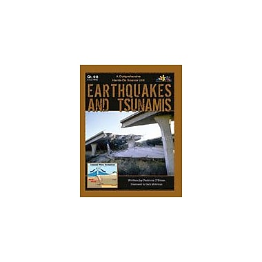 Teaching and Learning Company Earthquakes and Tsunamis Physical Education Workbook, Grade 4 - Grade 8 [Enhanced eBook]