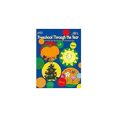Teaching and Learning Company Preschool Through the Year Other Workbook, Preschool - Kindergarten [eBook]