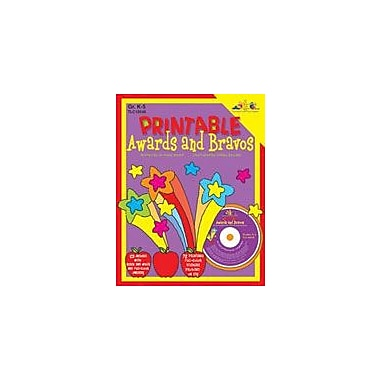 Teaching and Learning Company Awards and Bravos Teacher Planning Workbook, Kindergarten - Grade 5 [Enhanced eBook]