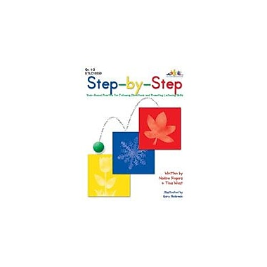 Teaching and Learning Company Step-By-Step-2 Teacher Planning Workbook, Grade 1 - Grade 2 [eBook]