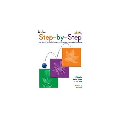Teaching and Learning Company Step-By-Step-4 Teacher Planning Workbook, Grade 3 - Grade 4 [Enhanced eBook]