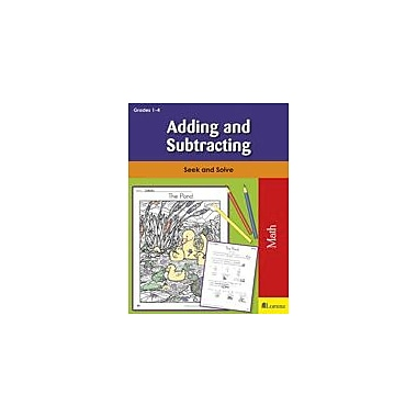 Teaching and Learning Company Adding and Subtracting Math Workbook, Grade 1 - Grade 4 [eBook]