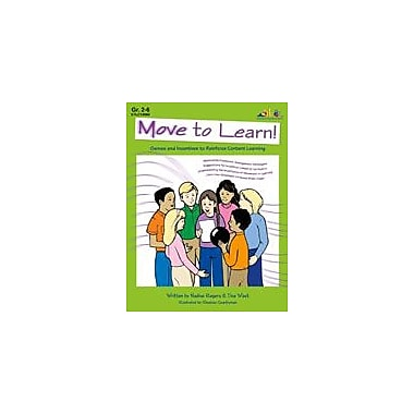 Teaching and Learning Company Move to Learn! Art & Music Workbook, Grade 2 - Grade 6 [Enhanced eBook]
