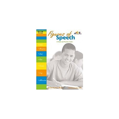 Teaching and Learning Company Figures of Speech Gr. 5-8 Language Arts Workbook, Grade 5 - Grade 8 [Enhanced eBook]