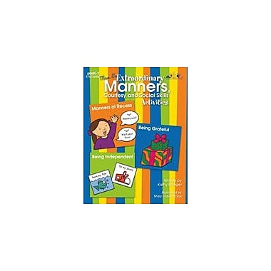 Teaching and Learning Company Mrs. E's Extraordinary Manners, Courtesy and Social Skills Activities Workbook [eBook]