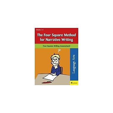 Teaching and Learning Company The Four Square Method for Narrative Writing Reading & Writing Workbook, Grade 1 - Grade 5 [eBook]