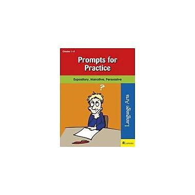 Teaching and Learning Company Prompts For Practice Reading & Writing Workbook, Grade 1 - Grade 5 [eBook]
