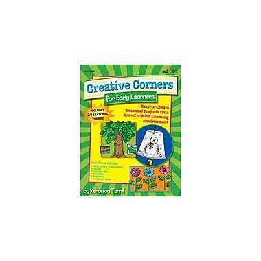 Teaching and Learning Company Creative Corners For Early Learners Art & Music Workbook, Preschool - Grade 3 [Enhanced eBook]
