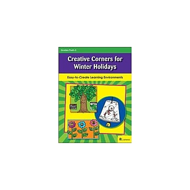Teaching and Learning Company Creative Corners For Winter Holidays Art & Music Workbook, Kindergarten - Grade 3 [eBook]