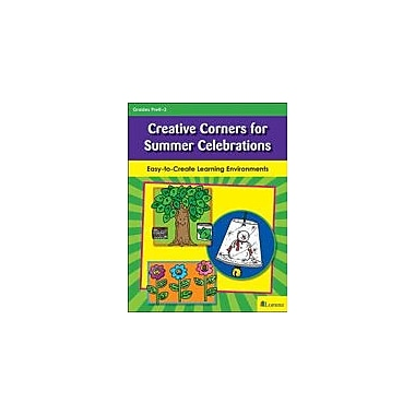 Teaching and Learning Company Creative Corners For Summer Celebrations Art & Music Workbook, Kindergarten - Grade 3 [eBook]