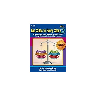 Teaching and Learning Company Two Sides to Every Story 2 Character & Social Skills Workbook, Grade 6 - Grade 8 [eBook]