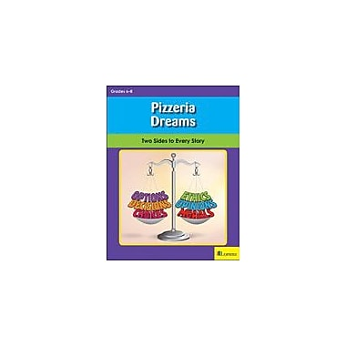 Teaching and Learning Company Pizzeria Dreams Character & Social Skills Workbook, Grade 6 - Grade 8 [eBook]