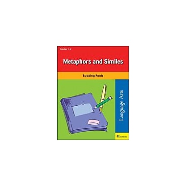 Teaching and Learning Company Metaphors and Similes Reading & Writing Workbook, Grade 1 - Grade 4 [eBook]