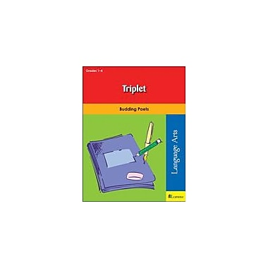 Teaching and Learning Company Triplet Reading & Writing Workbook, Grade 1 - Grade 4 [eBook]