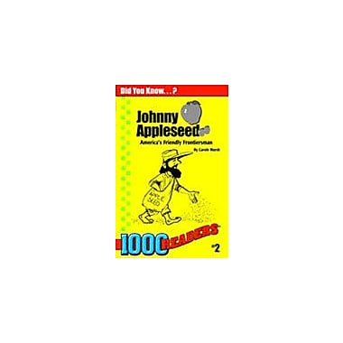 Gallopade International Johnny Appleseed: America's Friendly Frontiersman History Workbook, Kindergarten - Grade 4 [eBook]