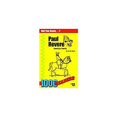 Gallopade International Paul Revere: American Patriot History Workbook, Kindergarten - Grade 4 [eBook]