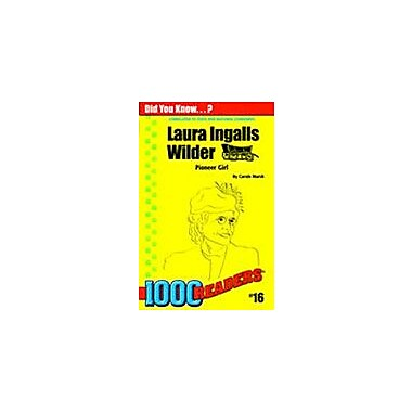 Gallopade International Laura Ingalls Wilder: Pioneer Girl History Workbook, Kindergarten - Grade 4 [eBook]