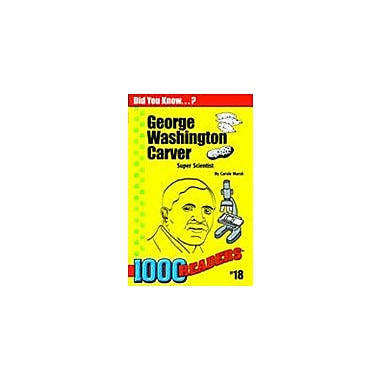 Gallopade International George Washington Carver: Super Scientist History Workbook, Kindergarten - Grade 4 [eBook]