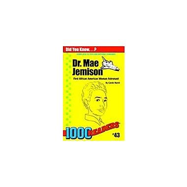 Gallopade International Dr. Mae Jemison: American Astronaut History Workbook, Kindergarten - Grade 4 [eBook]