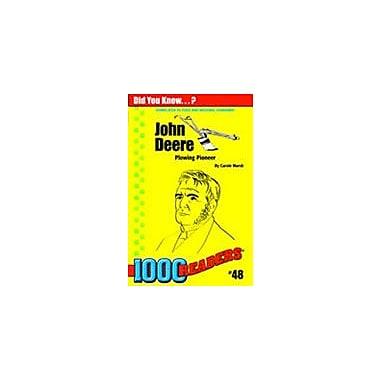 Gallopade International John Deere: Plowing Pioneer History Workbook, Kindergarten - Grade 4 [eBook]