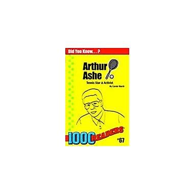 Gallopade International Arthur Ashe: Tennis Star & Activist History Workbook, Kindergarten - Grade 4 [eBook]