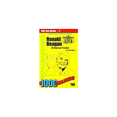 Gallopade International Ronald Reagan: All-American President History Workbook, Kindergarten - Grade 4 [eBook]