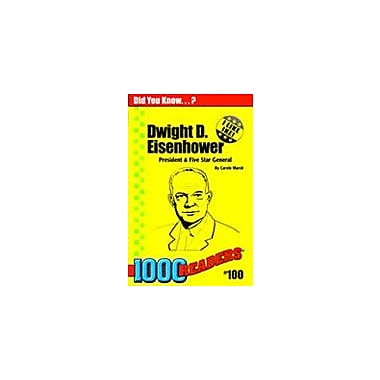 Gallopade International Dwight D. Eisenhower: U.S. President and 5-Star General History Workbook, Kindergarten - Grade 4 [eBook]