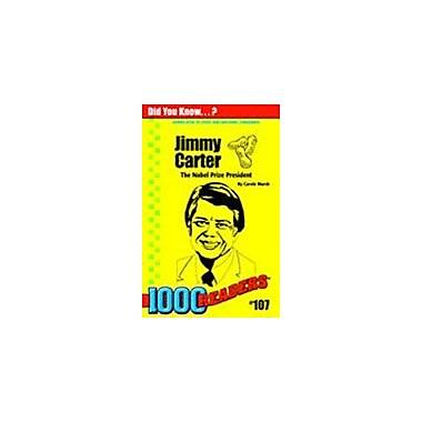 Gallopade International Jimmy Carter History Workbook, Kindergarten - Grade 4 [eBook]