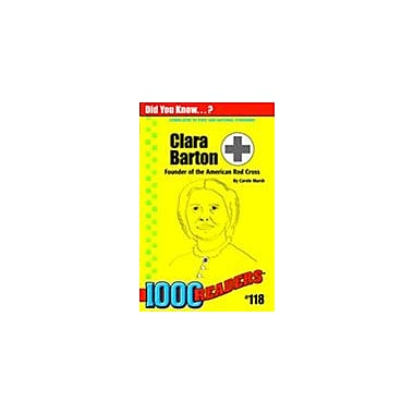 Gallopade International Clara Barton History Workbook, Kindergarten - Grade 4 [eBook]