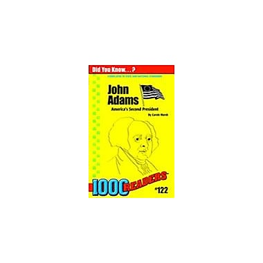 Gallopade International John Adams History Workbook, Kindergarten - Grade 4 [eBook]