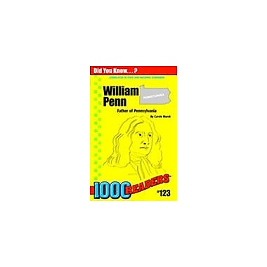 Gallopade International William Penn History Workbook, Kindergarten - Grade 4 [eBook]