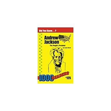 Gallopade International Andrew Jackson History Workbook, Kindergarten - Grade 4 [eBook]