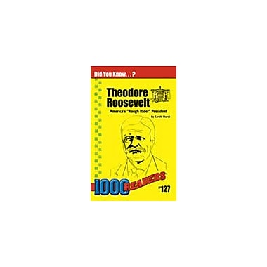 Gallopade International Theodore Roosevelt History Workbook, Kindergarten - Grade 4 [eBook]